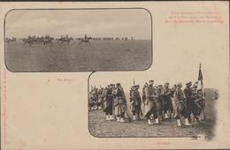 INDOCHINE  CAMBODIA  CPA  FETE 1906  EN HONNEUR DU ROI CAMBODGE  Ref. 4105 - Cambodia