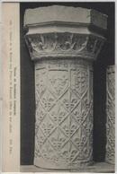 CPA - Musée Sculpture Comparée - Détail De La Maison Des Piliers De BEAUVAIS ... - Edition ND - Sculptures