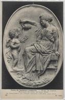 CPA - Musée Sculpture Comparée - Monument Du Coeur De Louis XIII ... - Edition ND - Sculptures
