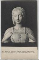 CPA - Musée TROCADERO - Eglise Abbatiale De St Denis - Buste De Charlotte De France.. - Edition ND - Sculptures