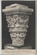 CPA - Musée TROCADERO - Cathédrale De N-Dame Du Puy - Chapiteau ... - Edition ND - Sculptures