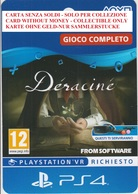 Game Card Italy PlayStation 2018 Deracine - Gift Cards