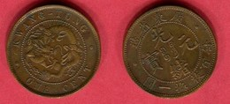 KWANTUNG   10 CASH ( Y 67.0A)     TB 22 - China