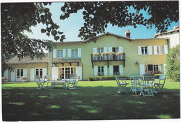 Replonges - 'La Huchette' Hostellerie **** - (Ain) - Bourg-en-Bresse