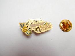 Beau Pin's , Auto Peugeot Rallye , VSC , Pneu Michelin - Peugeot