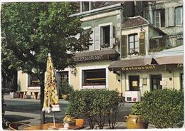 Auxerre - Quai De La Marine: Restaurant 'Chez Maxime Et Ses Enfants'- Son Gril - Son Tourne Broches - (Yonne) - Auxerre