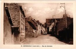 44 .. HERBIGNAC .. RUE DU CALVAIRE - Herbignac
