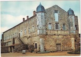Jard-sur-Mer - L'Abbaye De Lieu-Dieu - (Vendée) - Sables D'Olonne