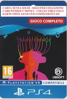 Game Card Italy PlayStation 2018 Transference - Gift Cards