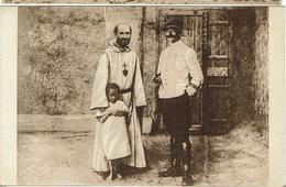 CPA - ALGERIE - TAMANRASSET - Le  Père De Foucauld  - Mission Des Pères Blancs - Algeria