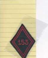 (T 3) Écusson Tissu Militaire Ou Autre  (Format   Hauteur 7.5 Largeur 5.5) - Patches