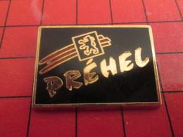 SP15 Pins Pin's / Rare & De Belle Qualité  THEME : AUTOMOBILES / GARAGE PEUGEOT PREHEL - Peugeot