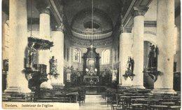 TAVIERS  Intérieur De L' église. - Eghezée
