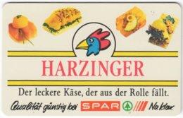 GERMANY K-Serie A-293 - 290 04.93 - Food, Cheese / Traffic, Truck - MINT - Deutschland
