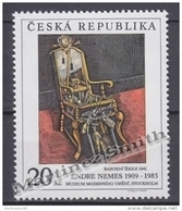 Czech Republic - Tcheque 1996 Yvert 122 Art, Tribute To Endre Nemes, Joint Issue Sweden & Slovakia -  MNH - Nuevos