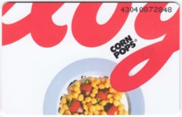 GERMANY K-Serie A-344 - 083 04.93 - Advertising, Food, Kellogs - MINT - Deutschland