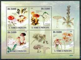 [35279]SUP//**/Mnh-Sao Tome Et Principe - Champignon - Sao Tome Et Principe