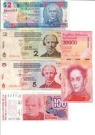 America Lot 5 Banknotes - Altri – America