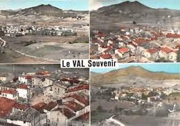 83-LE-VAL- MULTIVUES SOUVENIR - Autres Communes