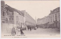 Antwerpen, Gare De L'Est. - Antwerpen