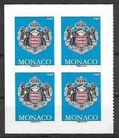 "Monaco 2019 -  Yv N° 3189 ** - Timbres Du Carnet ''écopli"" - Unused Stamps"