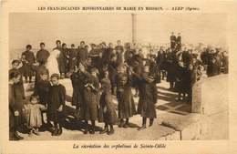 LES FRANCISCAINES  MISSIONNAIRES De MARIE En MISSION  ALEP ( Syrie ) - Missions