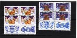 Post328 TSCHECHOSLOWAKEI CSSR 1974 MICHL 2209/10 Zf ** Postfrisch SIEHE ABBILDUNG - Tschechoslowakei/CSSR
