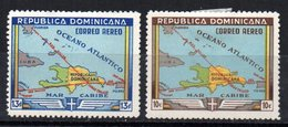 Serie Nº A-67/8 Republica Dominicana - República Dominicana