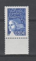 FRANCE / 2002 / Y&T N° 3449 ** AVEC PHO : Luquet RF 0.50 € Bleu De Feuille Gommée BdF - Gomme D'origine Intacte - Francia