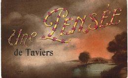 TAVIERS    Une Pensée De Taviers - Eghezée