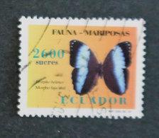 SAINT VINCENT  ET GRENADINES - 1997 - YT 1388 - PAPILLON - St.Vincent & Grenadines