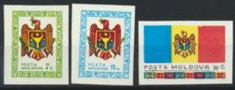 Moldawien 1/3 ** Postfrisch - Moldawien (Moldau)