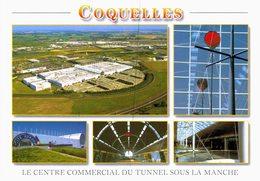 Coquelles Centre Commercial Du Tunnel Sous La Manche - Other Municipalities