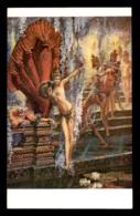 ILLUSTRATEURS - NU - TABLEAU DE G. BUSSIERE - AU SEUIL DU REVE  - EDITION LAPINA N°5416 - Other Illustrators