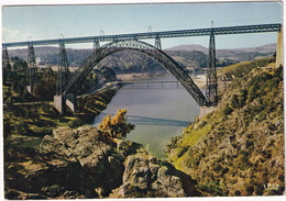 Le Viaduc De Garabit Construit Sur La Truyère En 1885 Par Eiffel - (Cantal) - Saint Flour