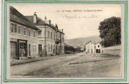 CPA - ANOULD (88) - Aspect De La Bascule Du Quartier De La Mairie Au Début Du Siècle - Boulangerie, Charcuterie - Anould