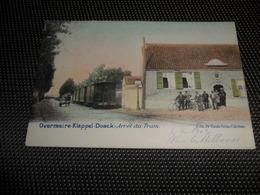 Overmeire  Overmere ( Berlare Berlaere ) Uytbergen ( Uitbergen ) - Donck ( Donk ) : Arrêt Du Tram à Vapeur  Stoomtram - Berlare
