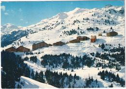 Méribel - Mottaret - Vue Générale, Les Pistes En Arrière Plan - (Savoie) - Albertville