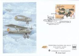 España Sobre Nº 3091 - 1931-Today: 2nd Rep - ... Juan Carlos I