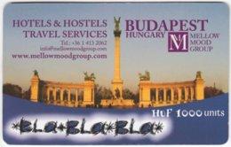 HUNGARY E-658 Prepaid - Culture, Monument - Used - Hungría