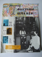 TOURISME EN TUNISIE Nº 10 (DÉCEMBRE 1961) - TUNISIA, 1961. - Toeristische Brochures
