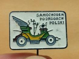 List 105 - FIAT, AUTO CAR OLDTIMER, PRODUCED IN POLAND - Fiat
