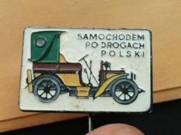 List 105 - FIAT 1903, AUTO CAR OLDTIMER, PRODUCED IN POLAND - Fiat