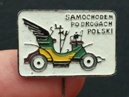 List 105 - FIAT , AUTO CAR OLDTIMER, PRODUCED IN POLAND - Fiat