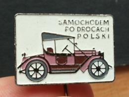 List 105 - FORD 1908 , AUTO CAR OLDTIMER, PRODUCED IN POLAND - Ford