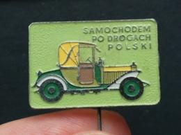 List 105 - FORD 1911 , AUTO CAR OLDTIMER, PRODUCED IN POLAND - Ford