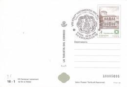 España Sobre Nº 3131 Tarjeta - 1931-Aujourd'hui: II. République - ....Juan Carlos I