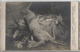 CPA - Alfred MAGNE (Peintre Né à Lusignan En 1855) - Le Tableau De La Chasse - Edition ND.Photo - Peintures & Tableaux