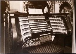 Ak Deutschland - Passau - Dom St. Stephan ,Kirche,church, Eglise - Hauptspieltisch Der Orgel - Kirchen U. Kathedralen