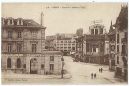 Reims Place De L'hotel De Ville - Reims